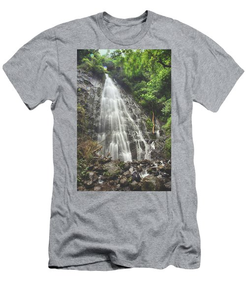 We Get Back Up Again Men's T-Shirt (Athletic Fit)