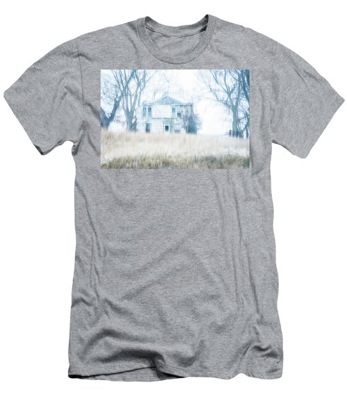 Men's T-Shirt (Athletic Fit) featuring the photograph Weathered by Melissa Lane