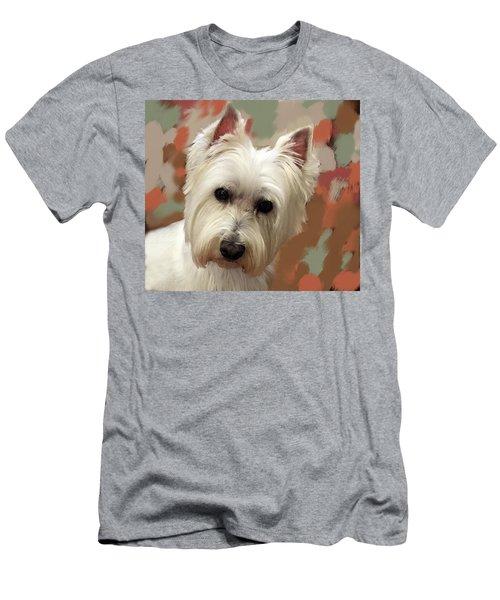 West Highland Terrier Men's T-Shirt (Athletic Fit)
