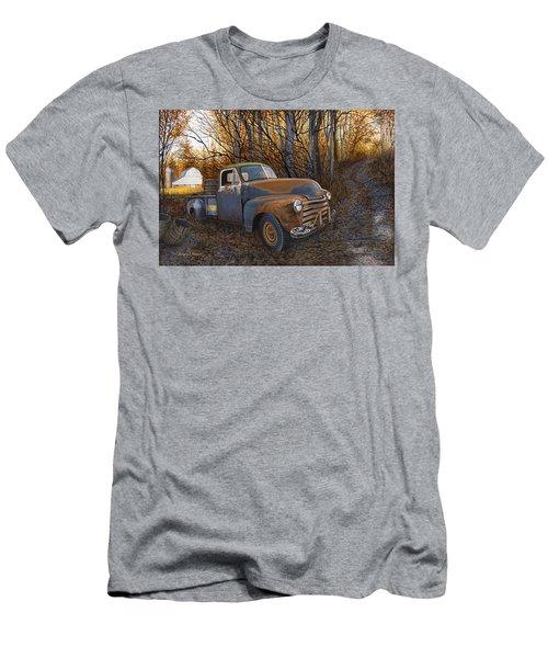 Whiskey Run Men's T-Shirt (Athletic Fit)
