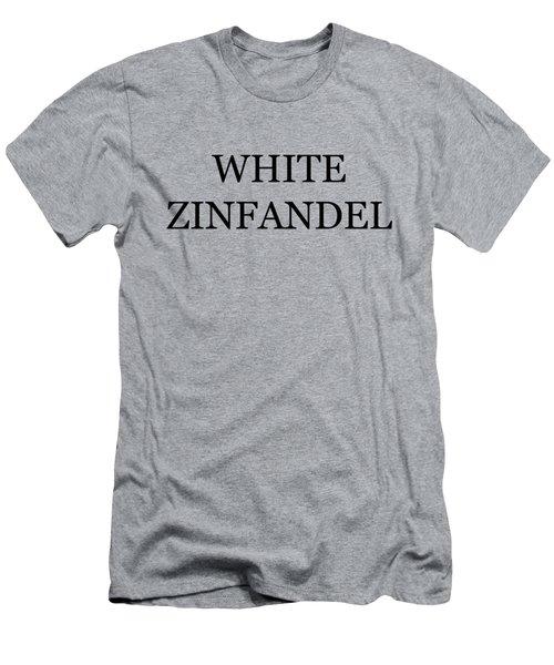 White Zinfandel Wine Costume Men's T-Shirt (Athletic Fit)
