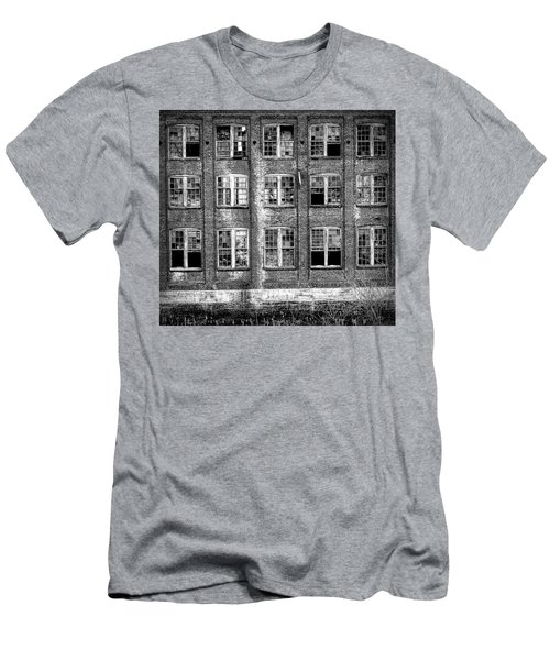 Windows Of Old Claremont Men's T-Shirt (Athletic Fit)