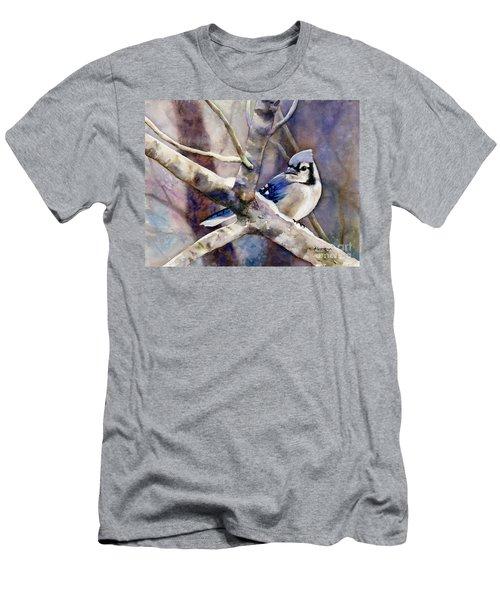 Winter Jay Men's T-Shirt (Athletic Fit)