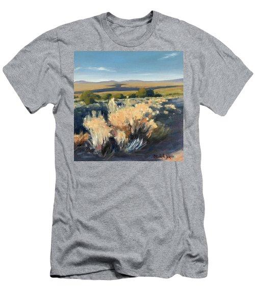 Winter Palette Men's T-Shirt (Athletic Fit)
