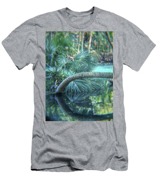 Witnessing Nature Men's T-Shirt (Athletic Fit)