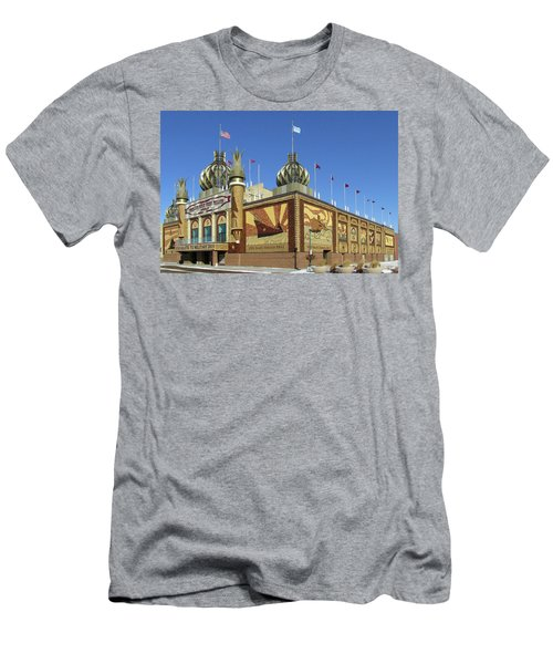 Worlds Only Corn Palace 2018-19 Men's T-Shirt (Athletic Fit)
