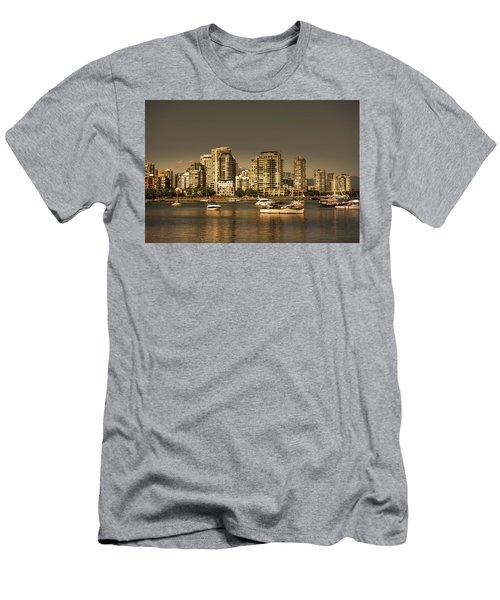 Yaletown Golden Hour Men's T-Shirt (Athletic Fit)