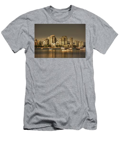 Yaletown Golden Hour Men's T-Shirt (Athletic Fit)