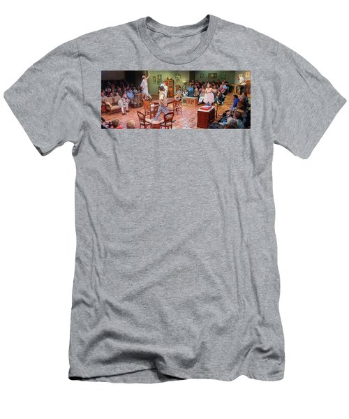 You Can't Take It With You  Men's T-Shirt (Athletic Fit)