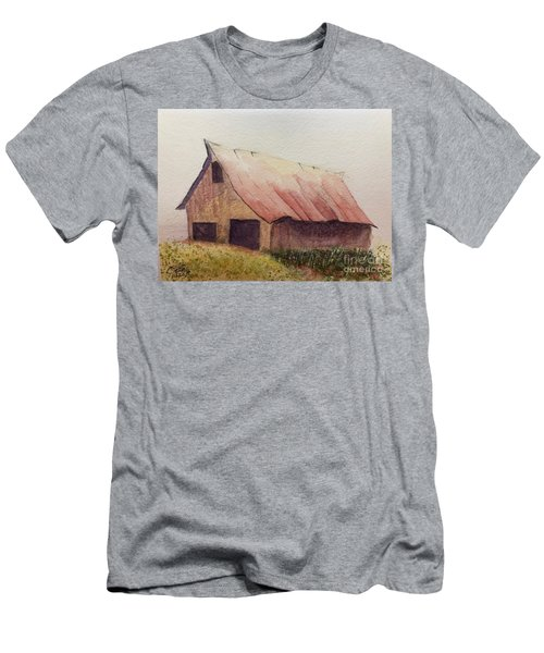 Zeke's Barn Men's T-Shirt (Athletic Fit)