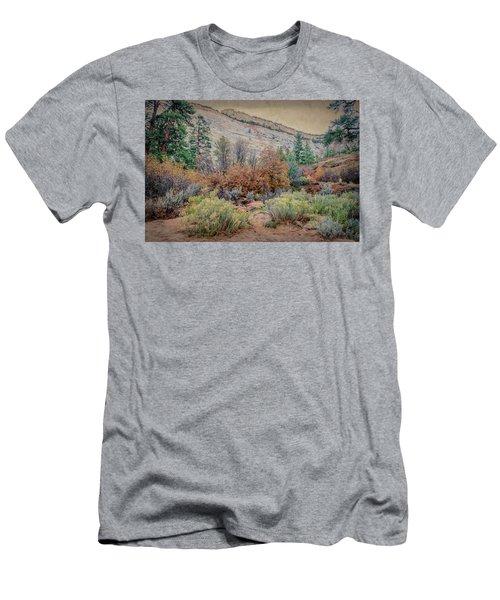 Zions Garden Men's T-Shirt (Athletic Fit)
