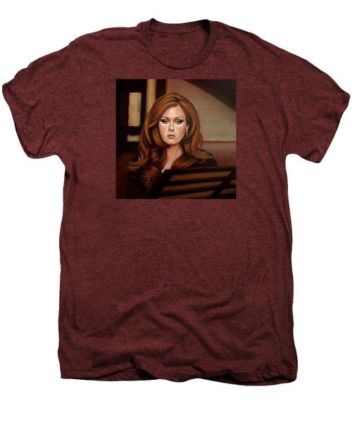 Adele Men's Premium T-Shirt by Paul Meijering