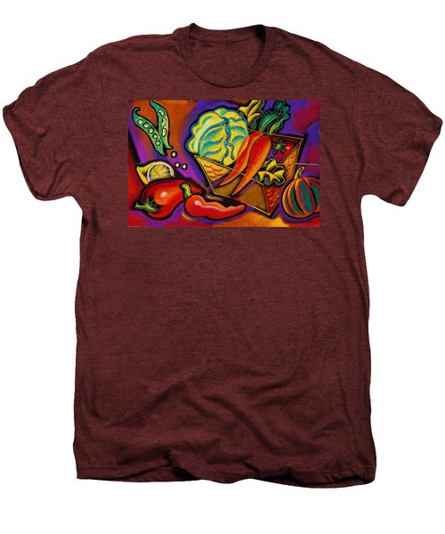 Very Healthy For You Men's Premium T-Shirt by Leon Zernitsky