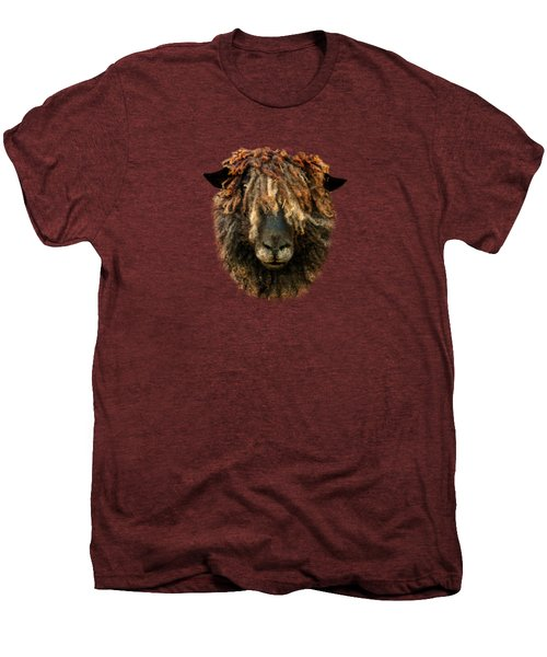 Beacuse Ewe Are Worth It 2 Men's Premium T-Shirt by Linsey Williams