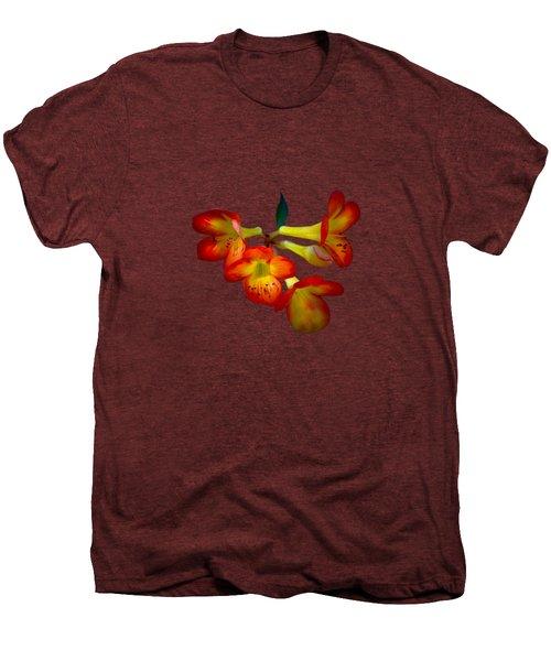 Color Burst Men's Premium T-Shirt by Mark Andrew Thomas