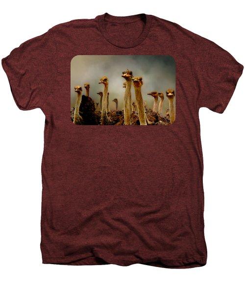 The Savannah Gang Men's Premium T-Shirt by Linda Koelbel