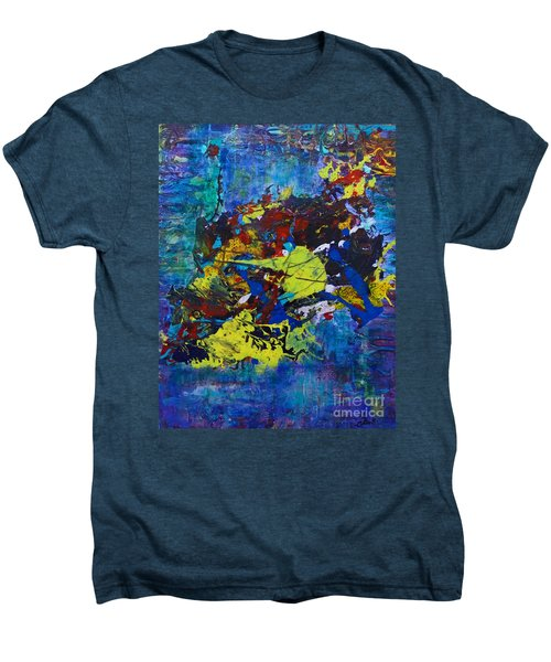 Abstract Fish  Men's Premium T-Shirt