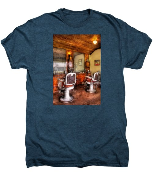 Barber - The Barber Shop II Men's Premium T-Shirt