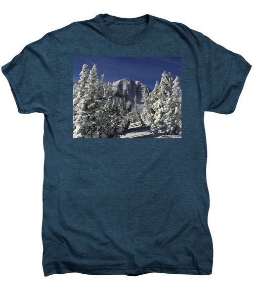 Cody Peak After A Snow Men's Premium T-Shirt