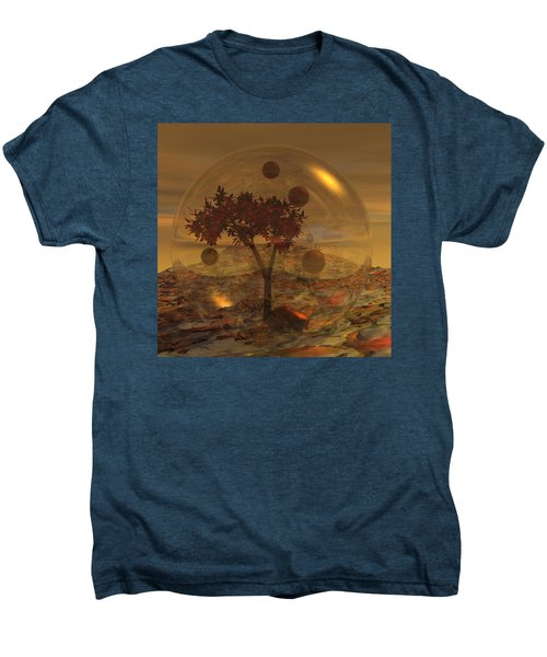 Copper Terrarium Men's Premium T-Shirt