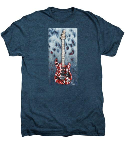 Eddie's Frankenstrat Men's Premium T-Shirt