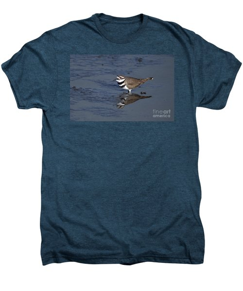 Killdeer Plover Charadrius Vociferus Men's Premium T-Shirt
