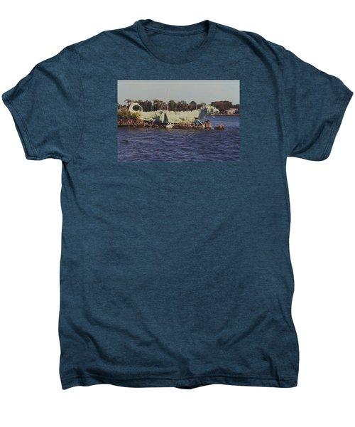 Merritt Island River Dragon Men's Premium T-Shirt