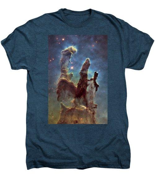 New Pillars Of Creation Hd Tall Men's Premium T-Shirt