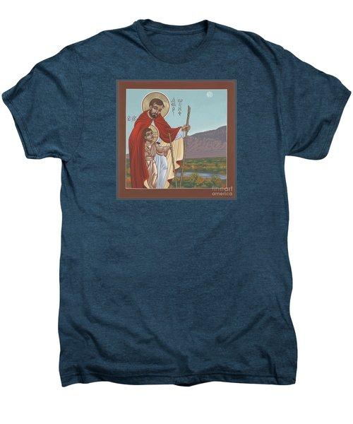 San Jose En El Rio Grande 268 Men's Premium T-Shirt