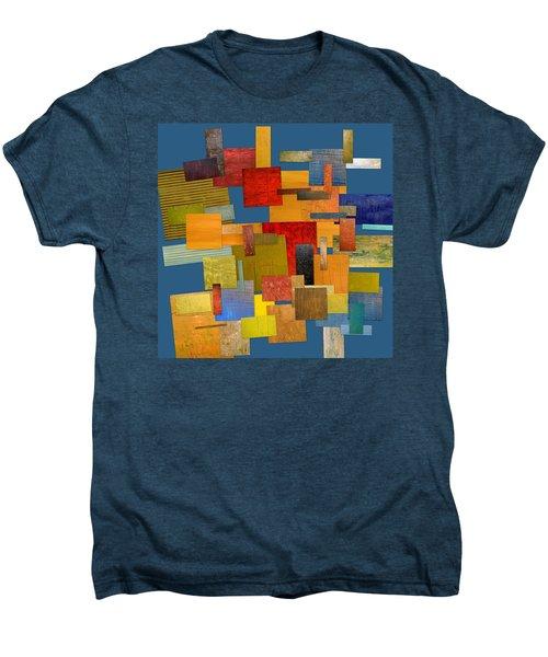 Scrambled Eggs Lv Men's Premium T-Shirt