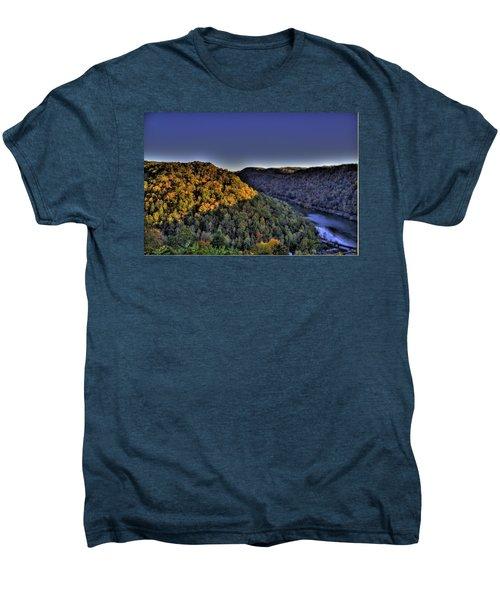 Sun On The Hills Men's Premium T-Shirt
