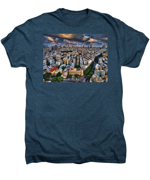Tel Aviv Lookout Men's Premium T-Shirt