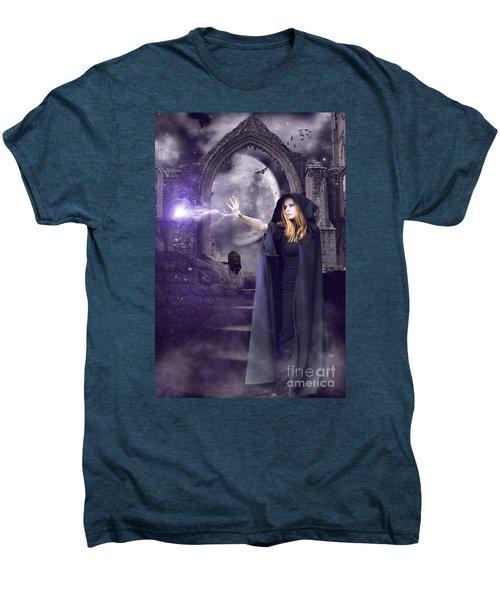 The Spell Is Cast Men's Premium T-Shirt