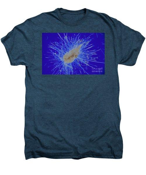 Aquatic Phycomycete Men's Premium T-Shirt by M. I. Walker