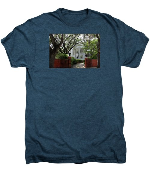 Southern Living Men's Premium T-Shirt by Karen Wiles