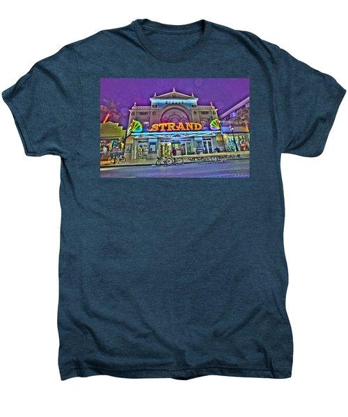 The Strand Men's Premium T-Shirt