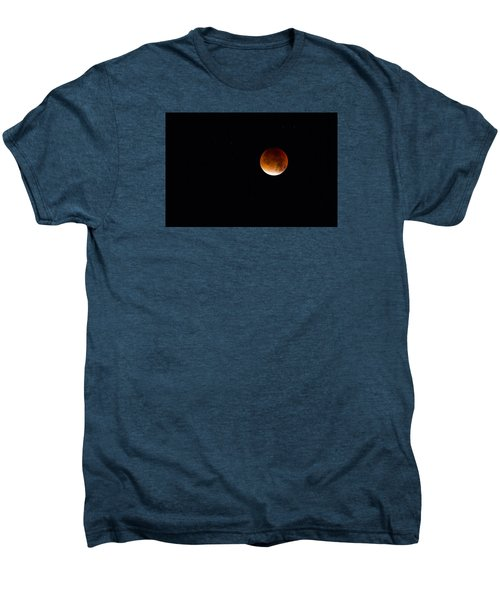 Blood Moon Super Moon 2015 Men's Premium T-Shirt