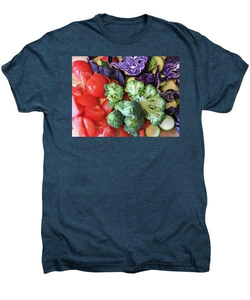 Raw Ingredients Men's Premium T-Shirt