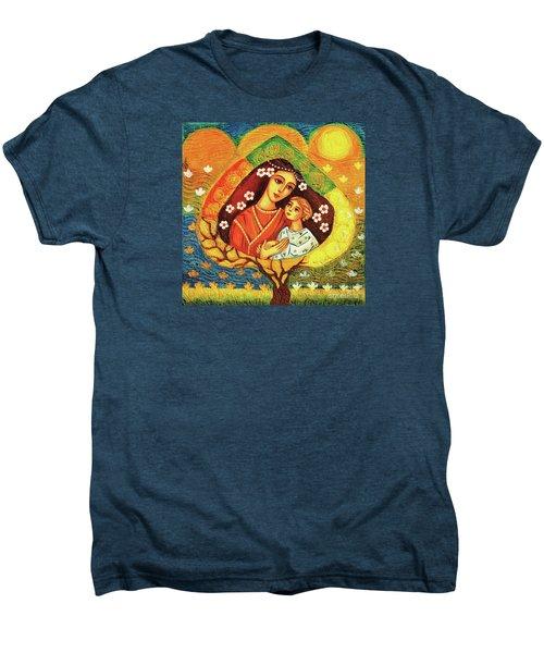 Tree Of Life Men's Premium T-Shirt by Eva Campbell