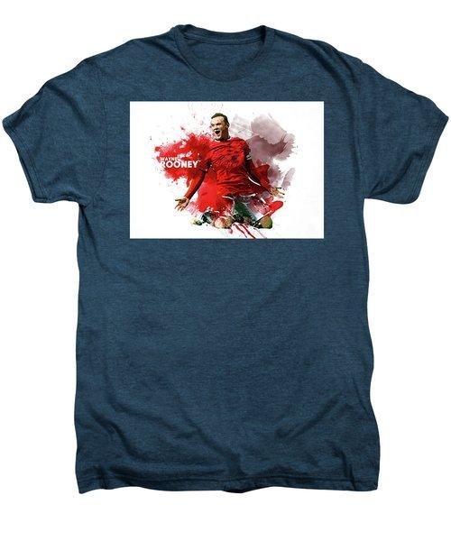 Wayne Rooney Men's Premium T-Shirt