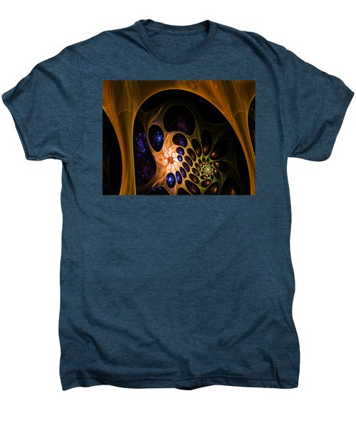 3d Chaotica Men's Premium T-Shirt