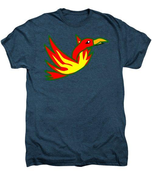 Phoenix Men's Premium T-Shirt by Frederick Holiday