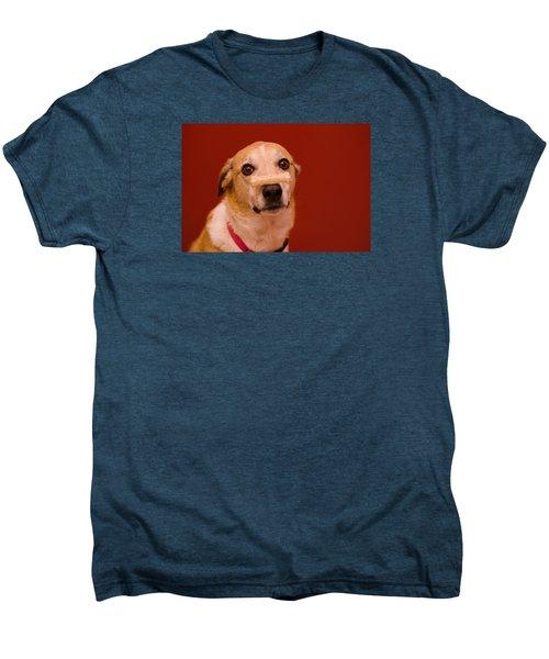 Abbie And A Bone Men's Premium T-Shirt