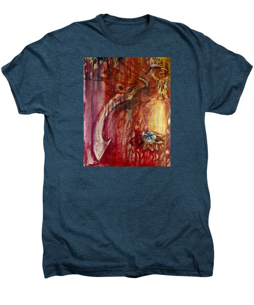 Ace Of Swords Men's Premium T-Shirt