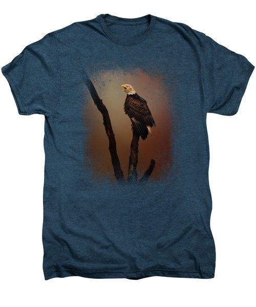 After The Autumn Storm Men's Premium T-Shirt by Jai Johnson