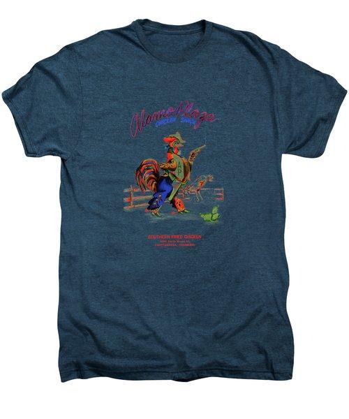 Alamo Plaza Tennessee 1950s Men's Premium T-Shirt