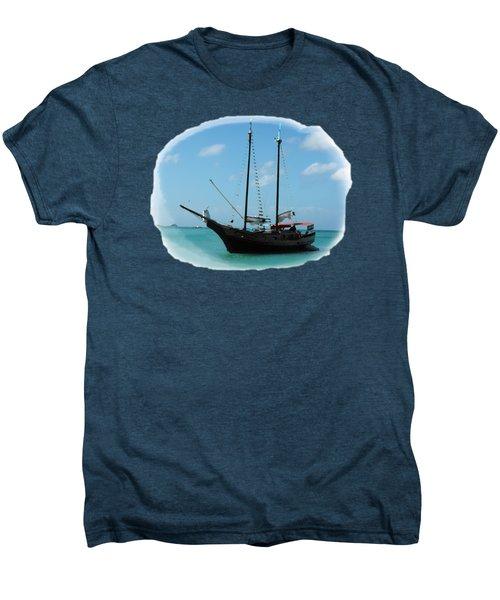 Anchored Men's Premium T-Shirt