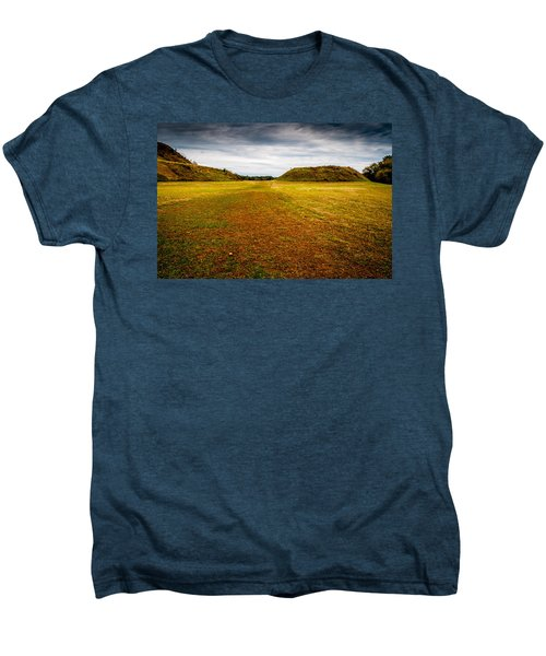 Ancient Indian Burial Ground  Men's Premium T-Shirt