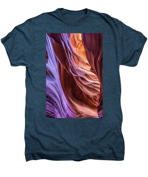 Antelope Canyon Air Glow Men's Premium T-Shirt