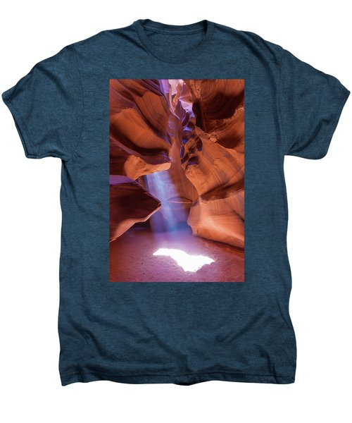 Antelope Lightshaft I Men's Premium T-Shirt